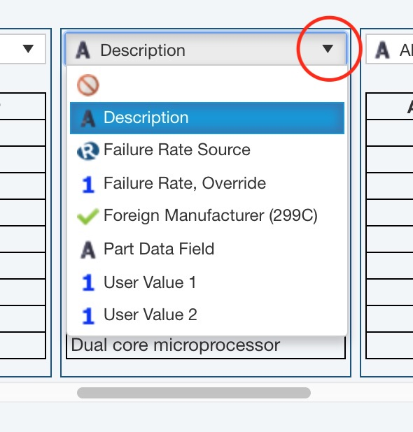 Importing And Exporting FMEA Data